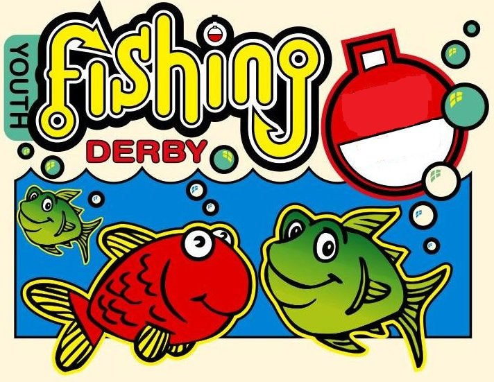 Children's Fishing Derby (Ages 5-15) – Doubling Gap Center