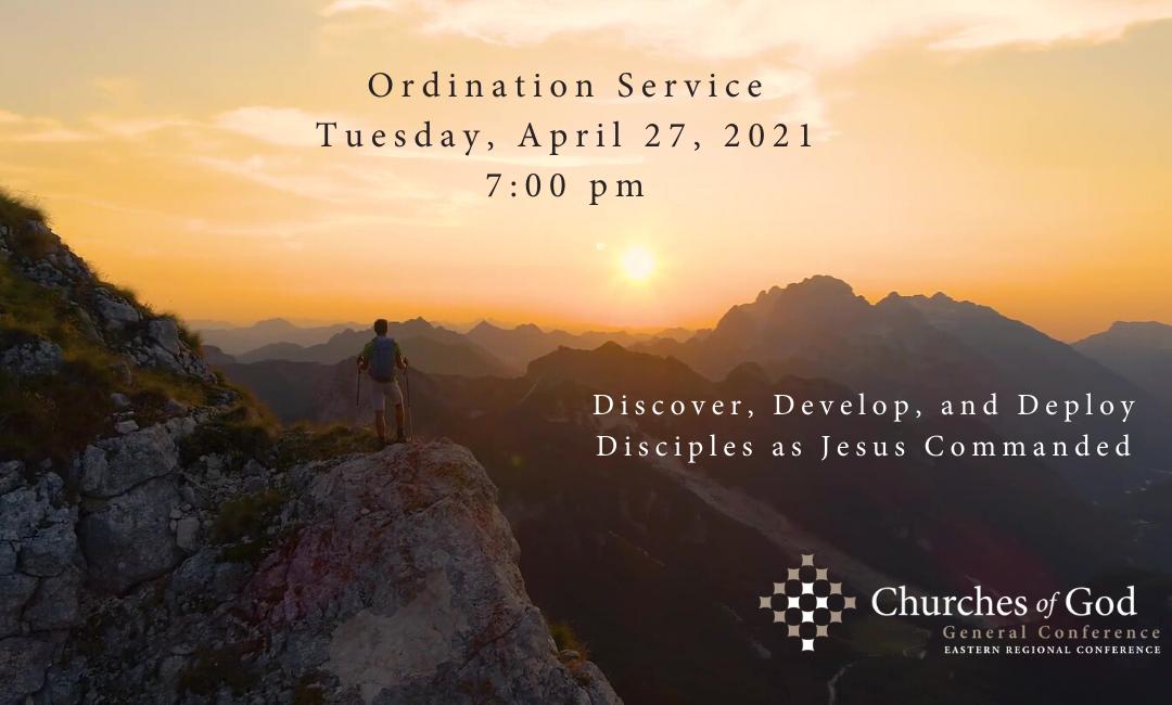 Ordination Live Broadcast